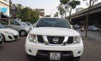 Cần bán Nissan Navara đời 2014, màu trắng, giá 495tr giá 495 triệu tại Hà Nội
