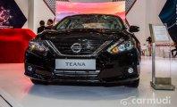Bán xe Nissan Teana 2017 màu đen, có xe giao ngay tại thời điểm này, giá thỏa thuận giá 1 tỷ 195 tr tại Hà Nội