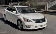 Bán Nissan Teana SL đời 2015, màu trắng, xe nhập Mỹ có thương lượng, giá tốt nhất miền Bắc giá 1 tỷ 490 tr tại Hà Nội
