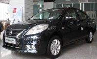 Cần bán xe Nissan Sunny XV đời 2017, màu đen, thương lượng giảm giá thấp nhất giá 538 triệu tại Hòa Bình
