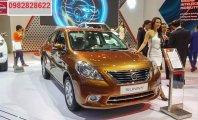 Bán ô tô Nissan Sunny XVSE đời 2017, màu nâu giá tốt tại Hà Tĩnh giá 528 triệu tại Hà Tĩnh