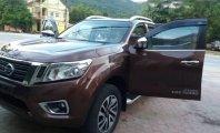 Bán xe Nissan Navara VL năm 2015, màu nâu số tự động giá 650 triệu tại Hà Tĩnh