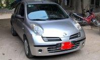 Cần bán lại xe Nissan Micra 1.2MT đời 2005, màu bạc, nhập khẩu chính chủ, giá chỉ 230 triệu giá 230 triệu tại Hà Nội
