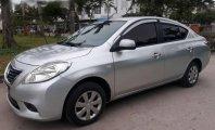 Bán Nissan Sunny 1.5 XL đời 2014, màu bạc xe gia đình giá 365 triệu tại Tp.HCM