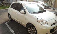 Bán Nissan Micra đời 2011, màu trắng, nhập khẩu nguyên chiếc giá 420 triệu tại Hà Nội