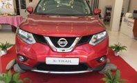 Bán ô tô Nissan X trail đời 2017, màu đỏ, giá 933tr giá 933 triệu tại Kiên Giang