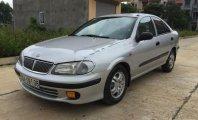 Bán ô tô Nissan Sunny năm 2001, màu bạc, xe nhập số tự động giá cạnh tranh giá 205 triệu tại Lạng Sơn