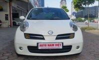 Cần bán Nissan Micra 1.3AT đời 2007, màu trắng, nhập khẩu nguyên chiếc giá 319 triệu tại Hà Nội