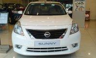 Bán Nissan Sunny 2017 số tự động màu trắng- xe gia đình rộng nhất phân khúc giá 498 triệu tại Cà Mau