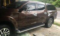 Cần bán Nissan Navara SL 2.5MT 4WD đời 2015, màu nâu, nhập khẩu nguyên chiếc, giá tốt giá 520 triệu tại Khánh Hòa
