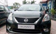 Bán Nissan Sunny Premium sản xuất 2017, màu đen giá 468 triệu tại Hà Tĩnh
