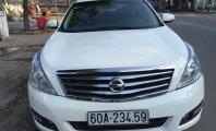 Cần bán Nissan Teana 2.0AT năm 2009, màu trắng, nhập khẩu nguyên chiếc, 510tr giá 510 triệu tại Bình Dương