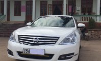 Bán ô tô Nissan Teana 2.0 AT năm 2011, màu trắng giá 650 triệu tại Sơn La