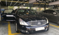 Bán Nissan Teana đời 2010 màu đen, giá 580 triệu nhập khẩu giá 580 triệu tại Hà Nội