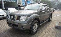 Cần bán xe Nissan Navara 2.5 đời 2013, màu xám số sàn giá 450 triệu tại Hà Nội