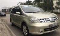 Bán ô tô Nissan Grand livina 1.8 AT đời 2010, giá chỉ 395 triệu giá 395 triệu tại Hà Nội