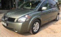 Cần bán lại xe Nissan Quest đời 2006, nhập khẩu nguyên chiếc  giá 450 triệu tại Hà Nội