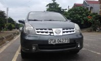 Bán xe Nissan Grand livina sản xuất năm 2011, màu xám giá 290 triệu tại Tuyên Quang