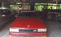 Cần bán Nissan Bluebird SSS đăng ký lần đầu 1992, màu đỏ nhập khẩu nguyên chiếc, giá tốt 38triệu giá 38 triệu tại Đồng Tháp