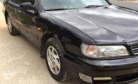 Cần bán lại xe Nissan Cefiro sản xuất năm 1997, màu đen, nhập khẩu xe gia đình giá 125 triệu tại Khánh Hòa