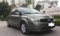 Cần bán xe Nissan Quest LE đời 2005, nhập khẩu nguyên chiếc giá 460 triệu tại Hà Nội