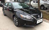 Cần bán gấp Nissan Teana sản xuất năm 2017, màu đen, nhập khẩu nguyên chiếc giá 1 tỷ 299 tr tại Hòa Bình