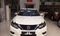 Bán Nissan Teana 2.5 SL SX 2018, màu trắng, nhập khẩu giá 1 tỷ 160 tr tại Tp.HCM