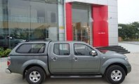 Cần bán gấp Nissan Navara LE đời 2011, màu xám   giá 379 triệu tại Tiền Giang