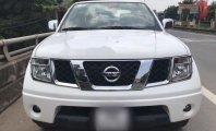 Cần bán xe Nissan Navara 2.5 LE đời 2013, màu trắng chính chủ, giá tốt giá 415 triệu tại Hà Nội