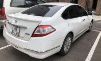 Bán Nissan Teana 2.0 đời 2009, màu trắng, xe nhập, giá 475tr giá 475 triệu tại Hà Nội