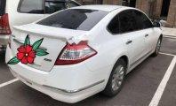 Cần bán Nissan Teana AT đời 2010, màu trắng, xe rất đẹp giá 476 triệu tại Thái Nguyên