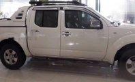 Bán Nissan Navara 2.5LE sản xuất 2013, màu trắng số sàn giá 408 triệu tại Đồng Nai