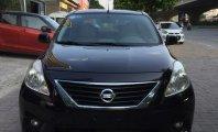 Cần bán xe Nissan Sunny XV năm 2013, màu đen giá 380 triệu tại Hà Nội