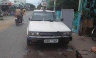 Cần bán xe Nissan Bluebird đời 1984, màu trắng, nhập khẩu nguyên chiếc giá 25 triệu tại An Giang