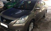 Bán ô tô Nissan Sunny XV sản xuất 2013, màu nâu, nhập khẩu nguyên chiếc, giá tốt giá 350 triệu tại Tp.HCM