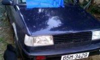 Cần bán lại xe Nissan Sunny sản xuất năm 1993, màu xanh lam, 35 triệu giá 35 triệu tại Long An