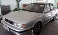 Cần bán xe Nissan Sentra đời 1991, màu bạc số sàn giá 60 triệu tại Vĩnh Long