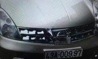 Cần bán lại xe Nissan Livina đời 2010, màu bạc, nhập khẩu nguyên chiếc còn mới giá cạnh tranh giá 420 triệu tại Đà Nẵng
