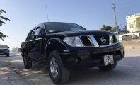 Bán xe Nissan Navara MT 2012, màu đen, xe đẹp, máy chắc chắn nguyên zin giá 332 triệu tại Thanh Hóa