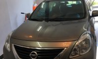 Cần bán gấp Nissan Sunny sản xuất 2013, màu nâu giá 380 triệu tại Phú Yên