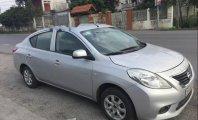 Cần bán gấp Nissan Sunny MT 2013, màu bạc giá 276 triệu tại Đắk Lắk