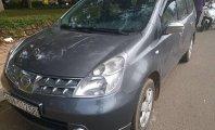 Cần bán Nissan Grand livina năm 2010, màu xám, xe gia đình  giá 320 triệu tại Lâm Đồng