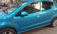 Bán Nissan Pixo 1.0 AT năm sản xuất 2010, màu xanh lam, xe nhập, 268tr giá 268 triệu tại Hà Nội