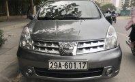 Bán xe Nissan Grand livina đời 2011 ĐK 10/2012 màu xám (ghi), giá chỉ 385 triệu giá 385 triệu tại Hà Nội
