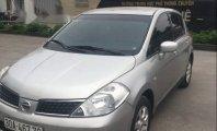 Cần bán xe Nissan Tiida đời 2008, màu bạc, xe nhập, 280 triệu giá 280 triệu tại Hà Nội