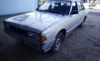 Cần bán Nissan Bluebird 1.8 trước 1990, màu bạc, nhập khẩu xe gia đình giá 35 triệu tại Lâm Đồng