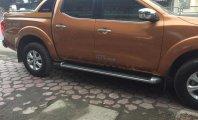 Bán Nissan Navara EL 2.5AT 2WD năm sản xuất 2016, màu vàng, nhập khẩu nguyên chiếc như mới giá 550 triệu tại Ninh Bình