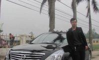 Bán Nissan Teana 2.0 AT sản xuất 2010, màu đen, nhập khẩu giá 600 triệu tại Nghệ An