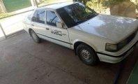 Bán ô tô Nissan Bluebird sản xuất 1985, màu trắng, xe nhập, giá chỉ 25 triệu giá 25 triệu tại Bình Thuận
