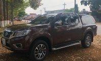 Bán xe Nissan Navara VL đời 2017, màu nâu, xe còn như mới giá 700 triệu tại Đắk Lắk